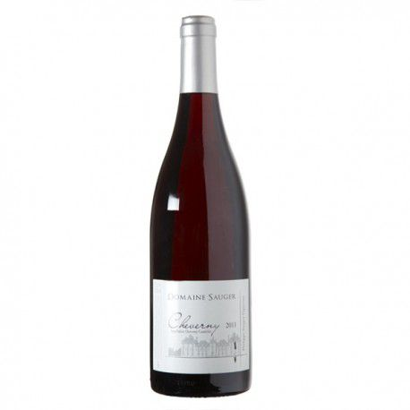 Cheverny rouge, Domaine Sauger, 2011, 75 cl