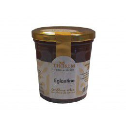 Confiture Eglantine, pot 375 gr