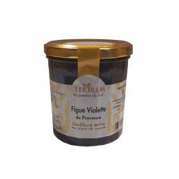 Confiture de Figue Violette de Provence, pot 375 gr