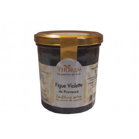 Confiture Figue Violette de Provence pot 375gr