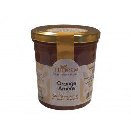 Marmelade d'Orange Amère, pot 375 gr
