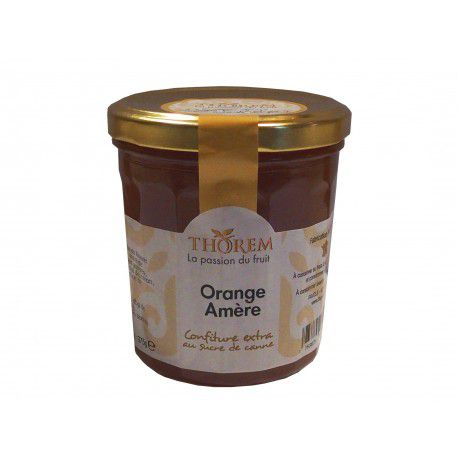 Marmelade d'Orange Amère pot 375gr