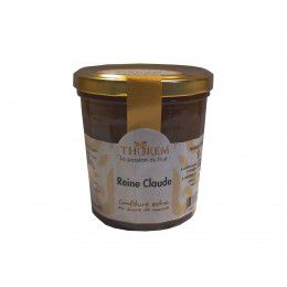 Confiture de Reine Claude pot 375gr