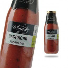 Gaspacho soupe froide , Bouteille 500 ml