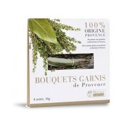 Lot de 4 Bouquet Garnis  , sachet de 30 gr