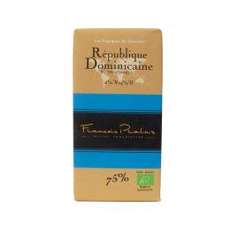 Tablette République Dominicaine BIO Pralus, 100gr