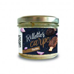 Rillette Carpe Morille