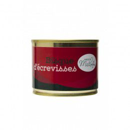 Bisque d'écrevisses 200gr