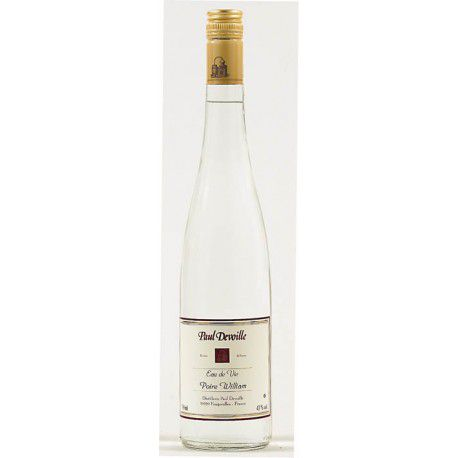 Poire William Eau de Vie Devoille 35 cl , 43%