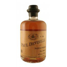 Whisky Scotch Fine Selection Devoille 50 cl
