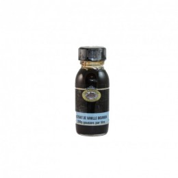 Arome naturel de vanille de Madagascar, 60ml