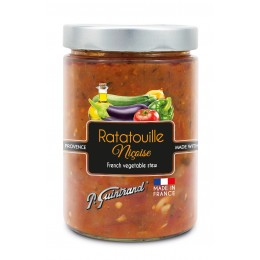 Ratatouille niçoise Guintrand bocal 580ml