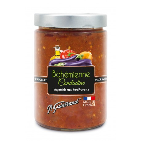 Bohémienne Comtadine, Bocal 720ml