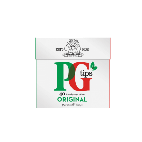 PG Tips Pyramid Tea Bag