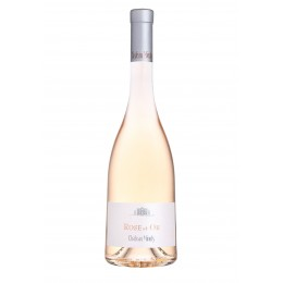 Rose et Or Chateau MINUTY , 75 cl
