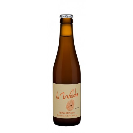 Bière Blonde la Welche 33cl