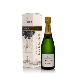 Champagne Lallier R016 75cl